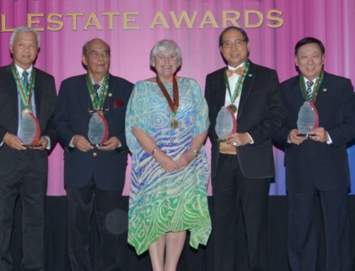 Chairman & Ceo Jun Dulalia Conferred Diplomate In Real Estate Management Award